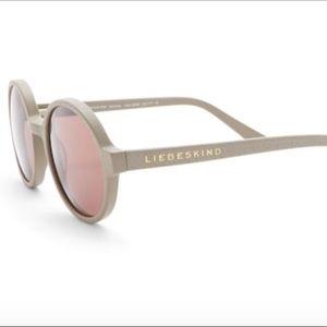 Liebeskind Berlin Thin Matte Sunglasses